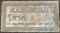 Hannah Kahanakumuole <i>Kamekona</i> Kahumoku