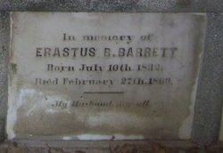 Erastus B. Barrett