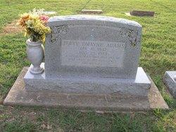 Jerry Dwayne Adams