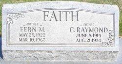 Fern Marie <i>Swayze</i> Faith