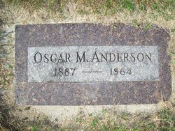 Oscar M Anderson