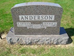 Jennie A Anderson