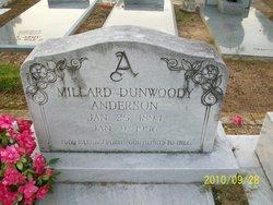Millard Dunwoody Anderson