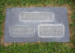 Sarah J. <i>Stanturf</i> McKamy