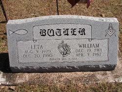 William Bill Butler