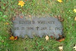 Edith <i>Burnham</i> Whitney