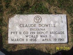 Claude Dowell