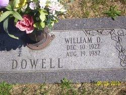 William Dale Bill Dowell