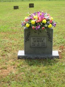 Mildred Juanita McBride