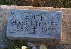 Edith Morgenthaler