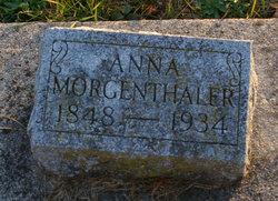 Anna Morgenthaler
