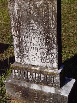 Mary Purtell