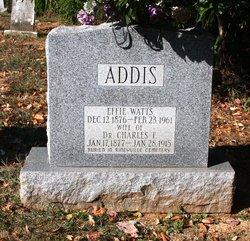 Effie Watts Addis