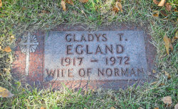 Gladys T. Eglund