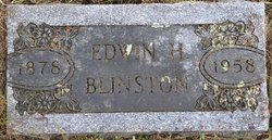 Edwin H. Blinston