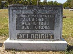 George Washington Allbright