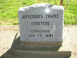 Applemans Chapel Cemetery