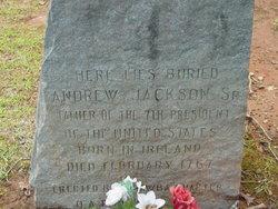 Andrew Jackson, Sr