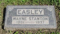 Wayne Stanton Easley