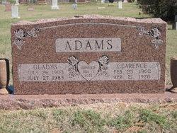 Gladys Vera <i>Dunn</i> Adams