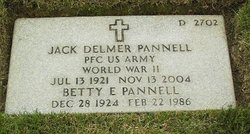 Jack Delmer Pannell