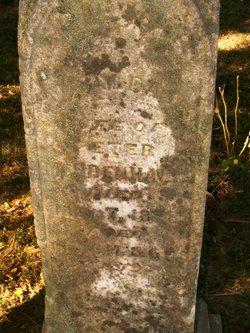 Matilda L. <i>Bray</i> Mendenhall