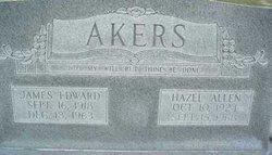 James Edward Akers