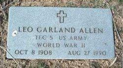 Leo Garland Allen