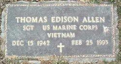 Thomas Edison Allen