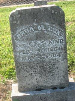 Cordellia Mae <i>Cox</i> King