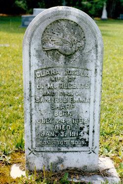 Clara Idella <i>Sharp</i> Roberts