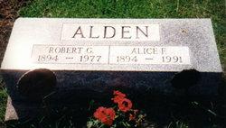 Robert George Alden
