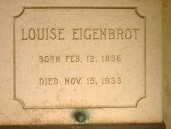 Louise A. <i>Joh</i> Hertlein-Eigenbrot