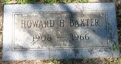 Howard Henry Baxter