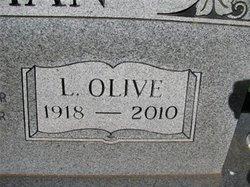 Louise Olive <i>Stiger</i> Christian