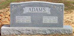 Georgia Leola <i>Bland</i> Adams