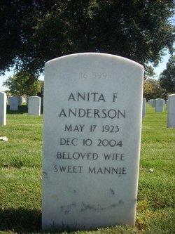 Anita F Anderson