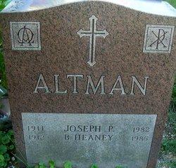 B <i>Heaney</i> Altman