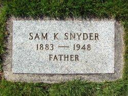 Samuel K. Snyder