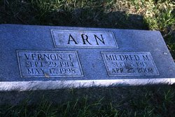 Vernon Theodore Sam Arn