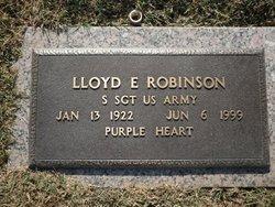 Lloyd Everett Robinson