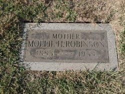 Mollie Hudgins <i>Pennington</i> Robinson