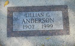 Lillian G. Anderson