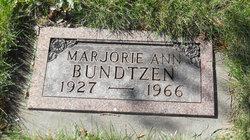 Marjorie Ann Bundtzen