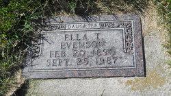 Ella T. Evenson