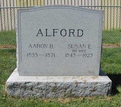 Susan E <i>Miller</i> Alford