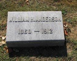 William Hamilton Anderson