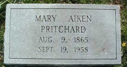 Mary <i>Pritchard</i> Aiken