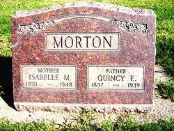 Isabelle Margaret Belle <i>Tannahill</i> Morton