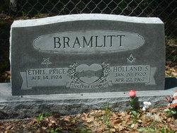 Ethel Thelma Tootie <i>Price</i> Bramlitt